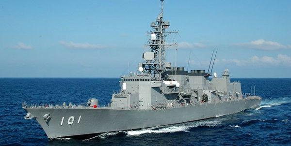 نیروی دریایی سلطنتی انگلیس از ایران ترسید