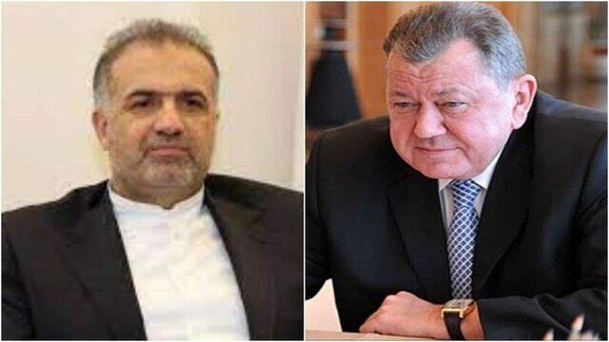 رایزنی ایران و روسیه در مورد مبارزه با تروریسم