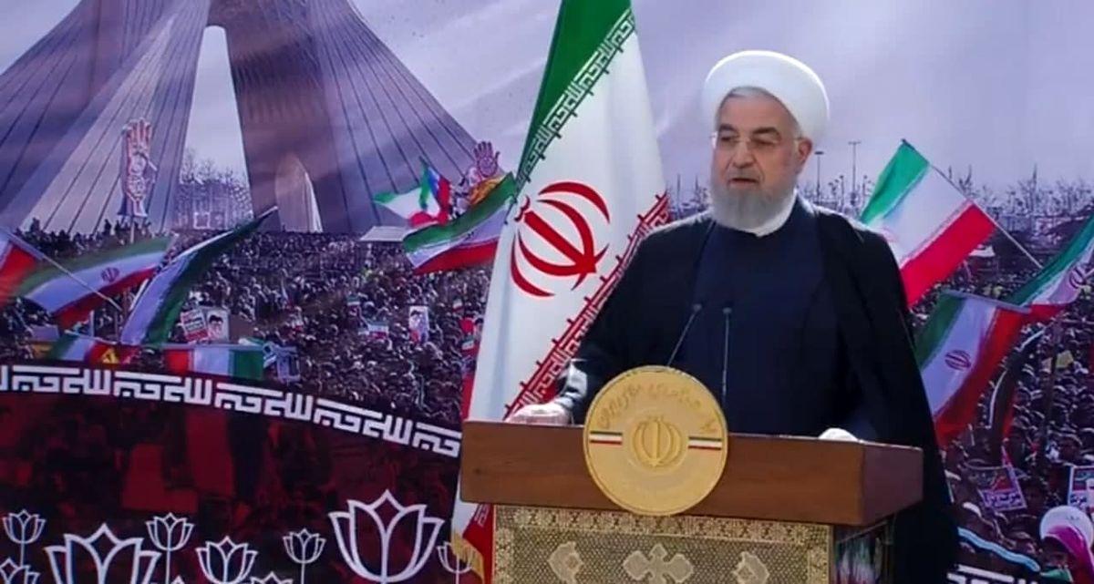 حسن روحانی: امروز برای وعدههایی که دادیم، سرافرازیم!