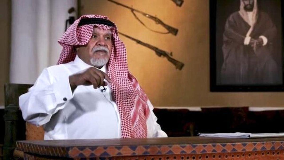افشاگری بندربن سلطان درباره موشکهایی که برای صدام خریدند