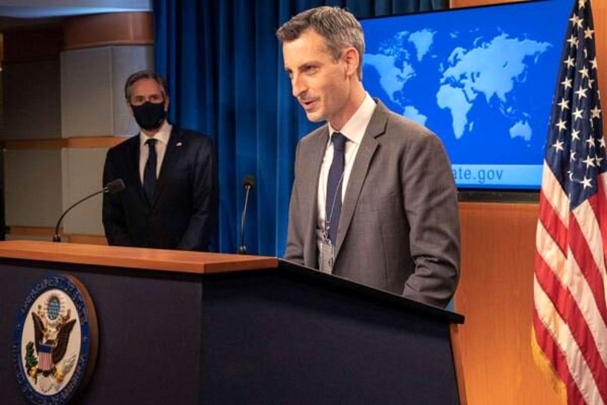 واکنش سخنگوی وزارت خارجه آمریکا از مذاکرات برجامیِ وین