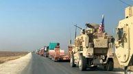 دو کاروان لجستیکی آمریکا در عراق هدف حمله قرار گرفت