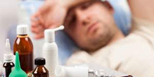 با ابتلا به آنفلوآنزا ۵۶ نفر جان خود را از دست دادهاند