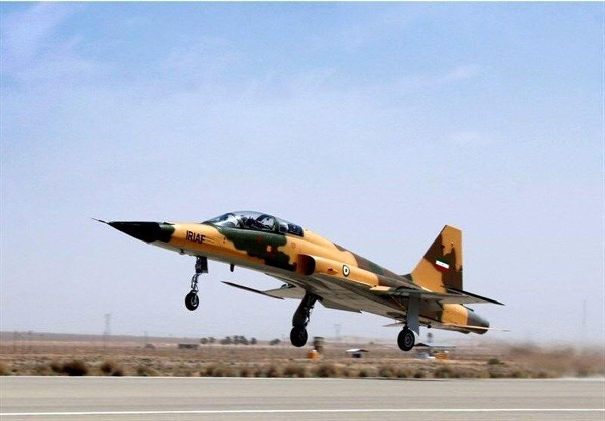 فوری/ شهادت دو خلبان ارتش در دزفول