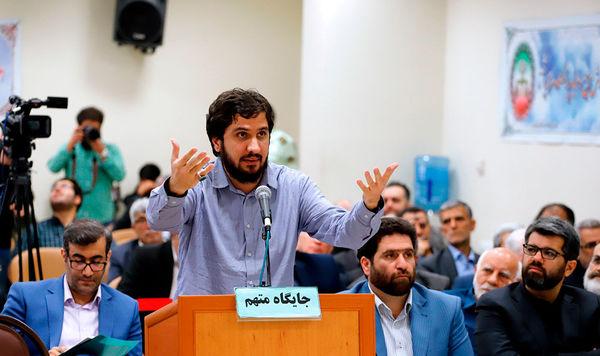نماینده دادستان خطاب به هادی رضوی: شما متهم خرد نیستید؛ پرونده بانک خردهای از اتهامات شماست