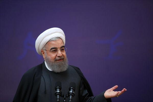 روحانی: آمریکاییها فهمیده اند که با تحریم ایران به جایی نمیرسند