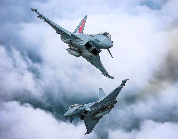تصاویر / هیجانانگیزترین مسابقه عکاسی نیروی هوایی