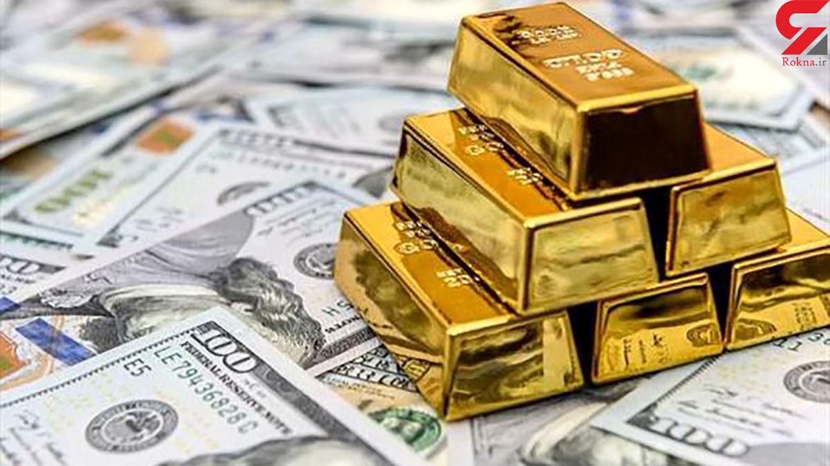 بازار سکه و طلا در قبضه انتخابات آمریکا