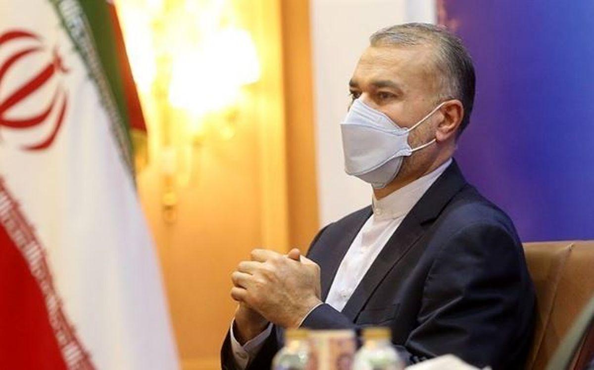 ابراز علاقه وزرای خارجه 4 کشور به توسعه روابط با ایران