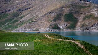 سد و دشت زیبای لار در دامنه قله دماوند+ تصاویر شگفت انگیز