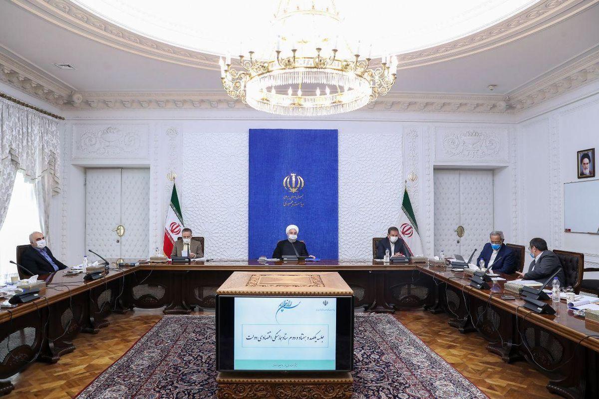 ماموریتهای جدید روحانی به دستگاههای اقتصادی دولت