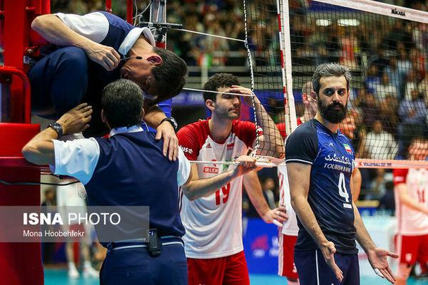 نبرد والیبال ایران، لهستان و برزیل برای صعود به نیمه نهایی لیگ ملتها
