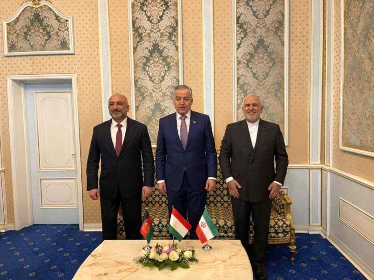 جزئیات نشست سه جانبه وزرای خارجه ایران، تاجیکستان و افغانستان