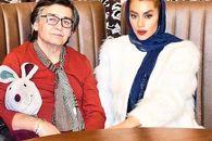 رضا رویگری از دست رفت! +عکسی با 2 دختر جوان