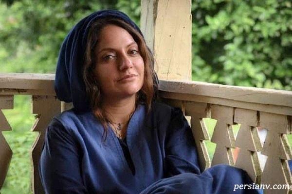 فیلم لو رفته از مهناز افشار در حال خوانندگی
