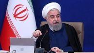 روحانی: بیش از سالهای گذشته باید در مصرف آب و برق صرفهجویی کنیم