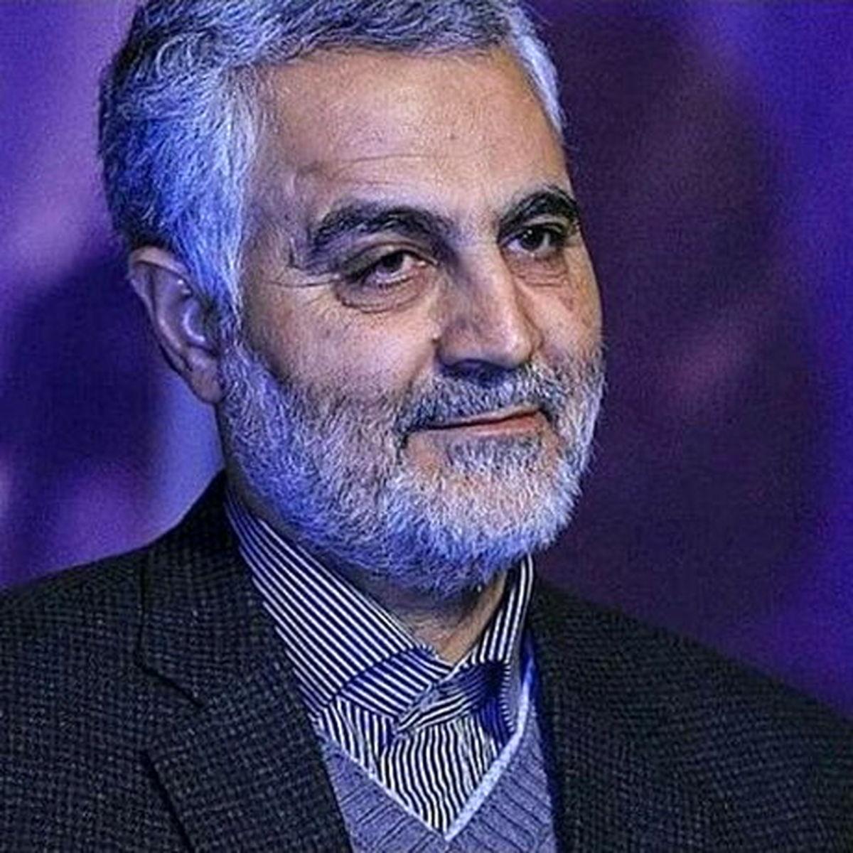 انتشار نامه تکاندهنده شهید سلیمانی به فرزندش؛ هرگز نمیخواستم نظامی شوم