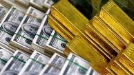 دلار گران شد، طلا ریخت (۹۹/۰۵/۲۲)