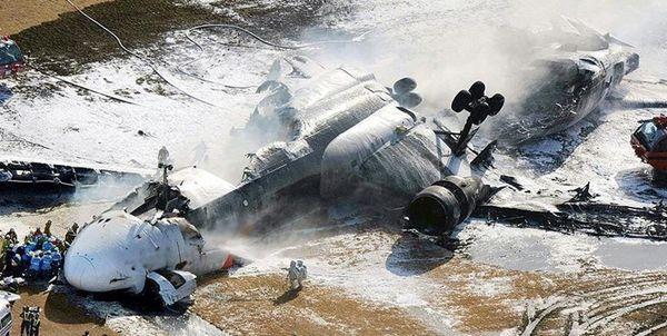 هواپیمایی آسمان و شرکت فرودگاهها مقصر اصلی سقوط هواپیما در یاسوج