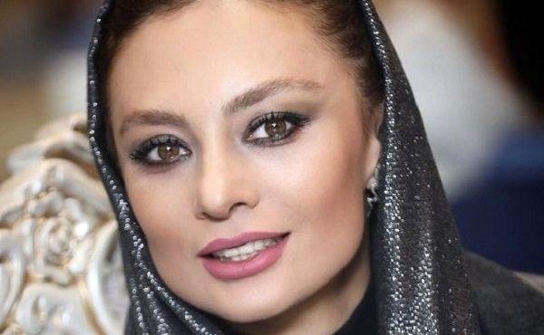 Strange fight between Yekta Nasser and her husband on TV!  + Movies
