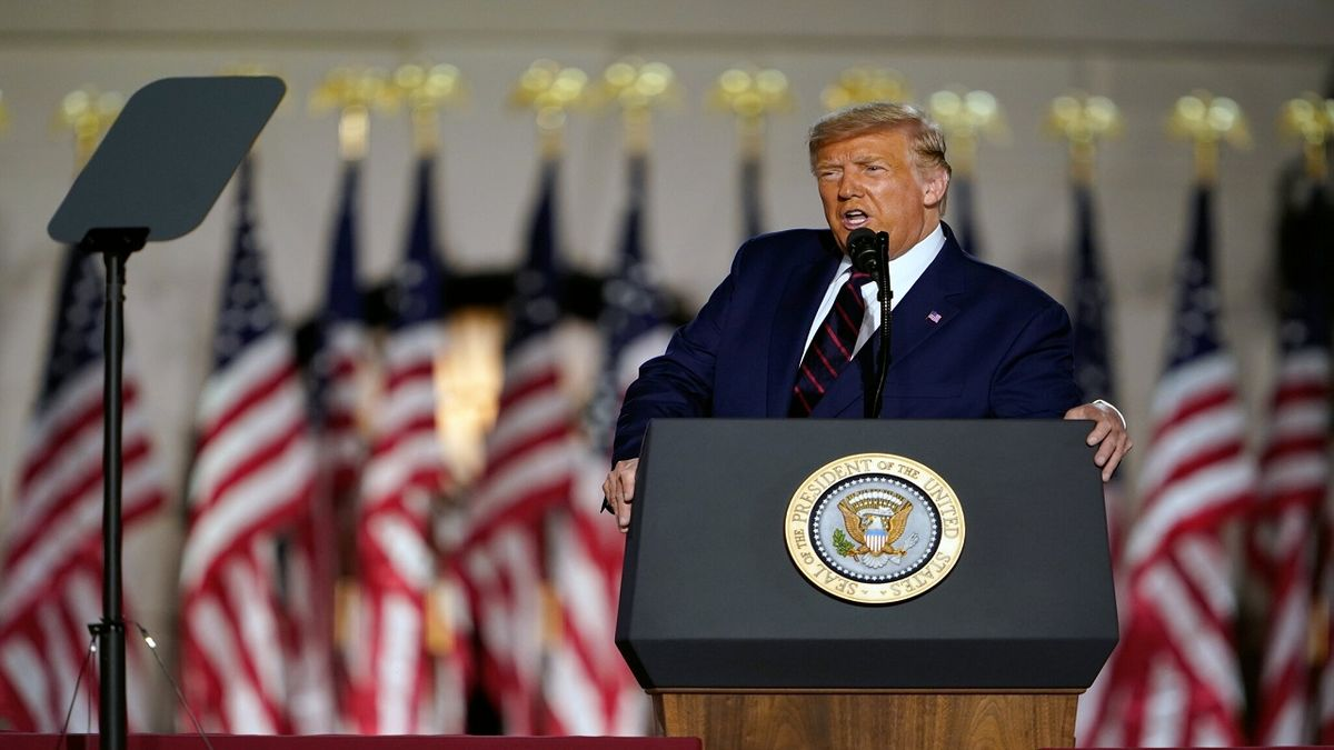 نظرسنجی عجیب درباره حامیان ترامپ