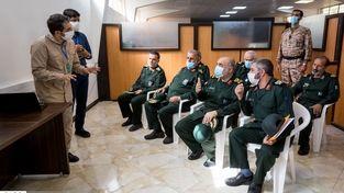 گزارش تصویری؛ دستاوردهای جدید سپاه