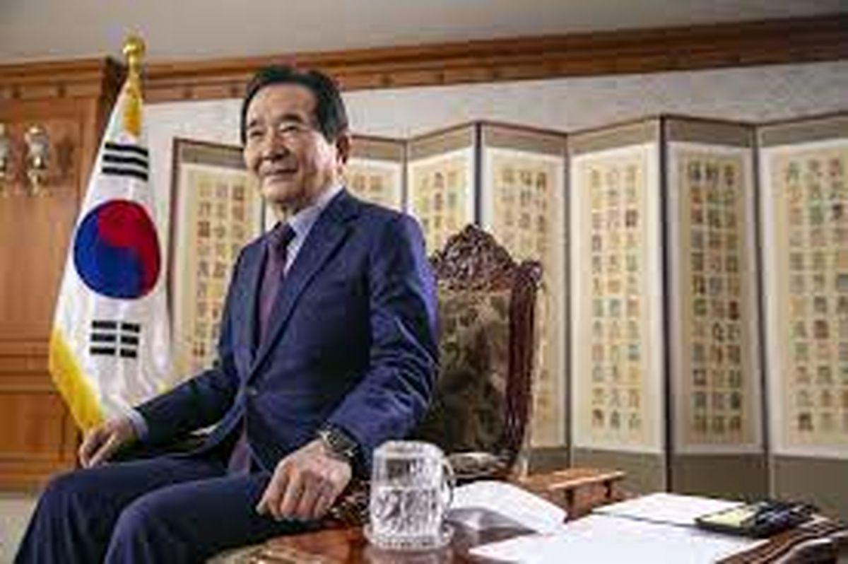 سفر نخست وزیر کره جنوبی به ایران