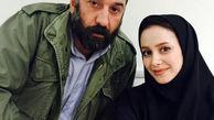 عکس لورفته از الناز حبیبی و خواهر دوقلویش! +تصاویر خانوادگی