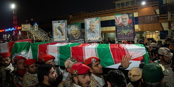 برای تشییع شهید سردار سلیمانی در تهران و کرمان تعطیل عمومی اعلام شد
