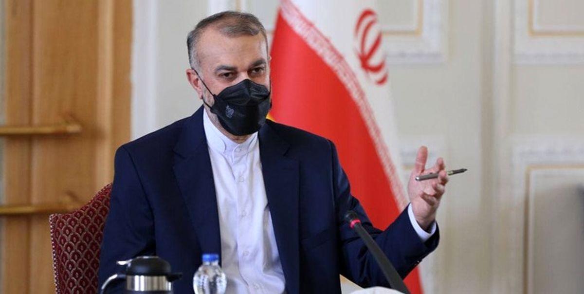 امیر عبداللهیان: بزودی مذاکرات وین از سر گرفته میشود