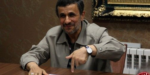 فراموشی در میان احمدینژادیها