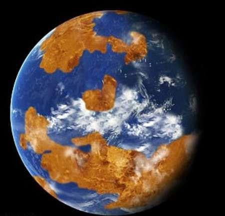 اخطار هاوکینگ: زمین جهنمی داغ شبیه ونوس می شود