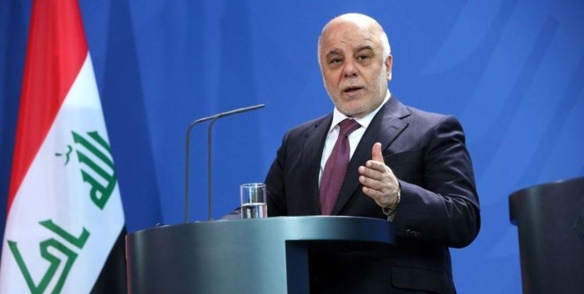 واکنش حیدر العبادی به رأی ممتنع عراق به طرح ضد ایرانی آمریکا
