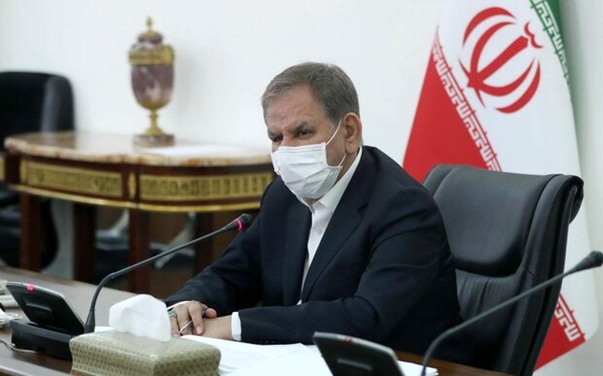 جهانگیری: بوشهر به عنوان پایتخت انرژی نباید با محرومیت مواجه باشد