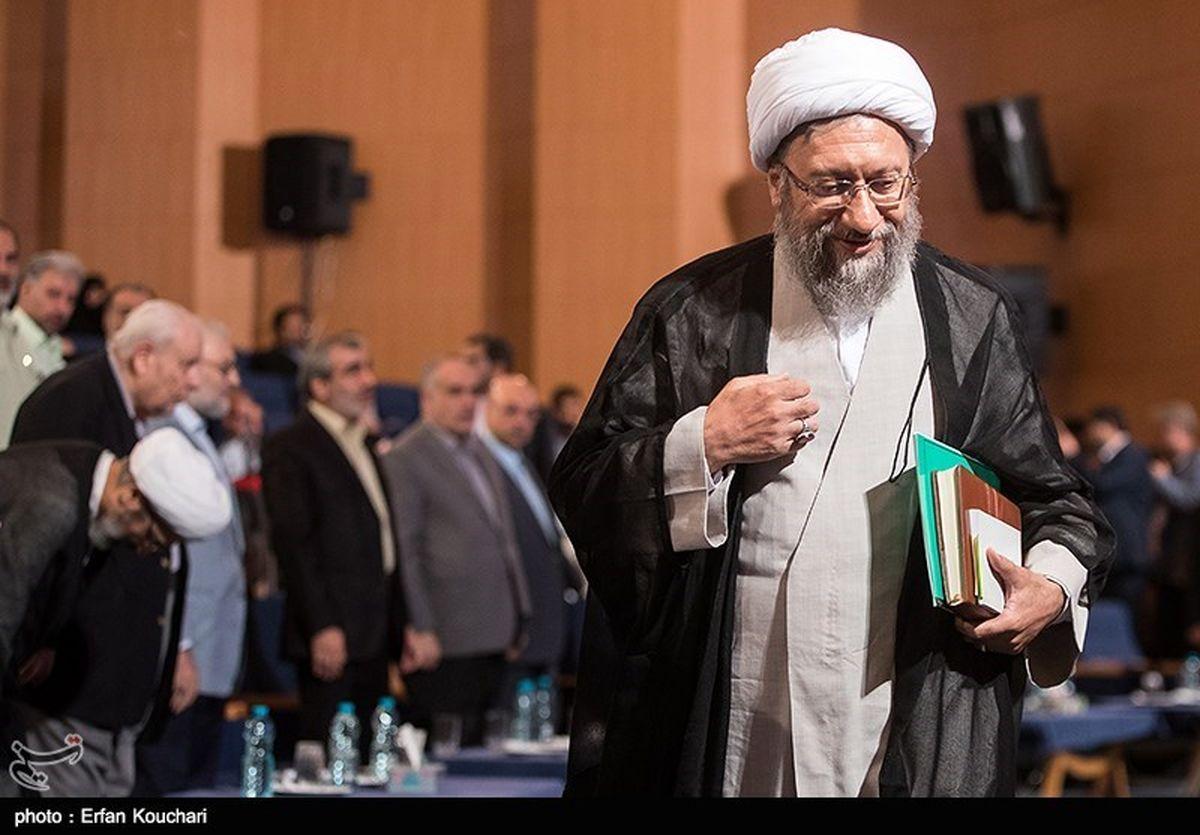 ضدو نقیضها درباره علت استعفای آملی لاریجانی