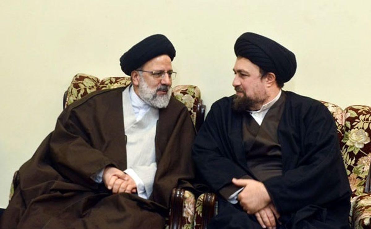 روحانی اصلاحطلب: اگر رئیسی وارد میدان انتخابات شود، سید حسن خمینی هم میآید