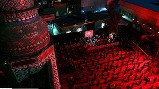 تصاویر دیدنی از عزاداری سالار شهیدان در امامزاده صالح(ع)