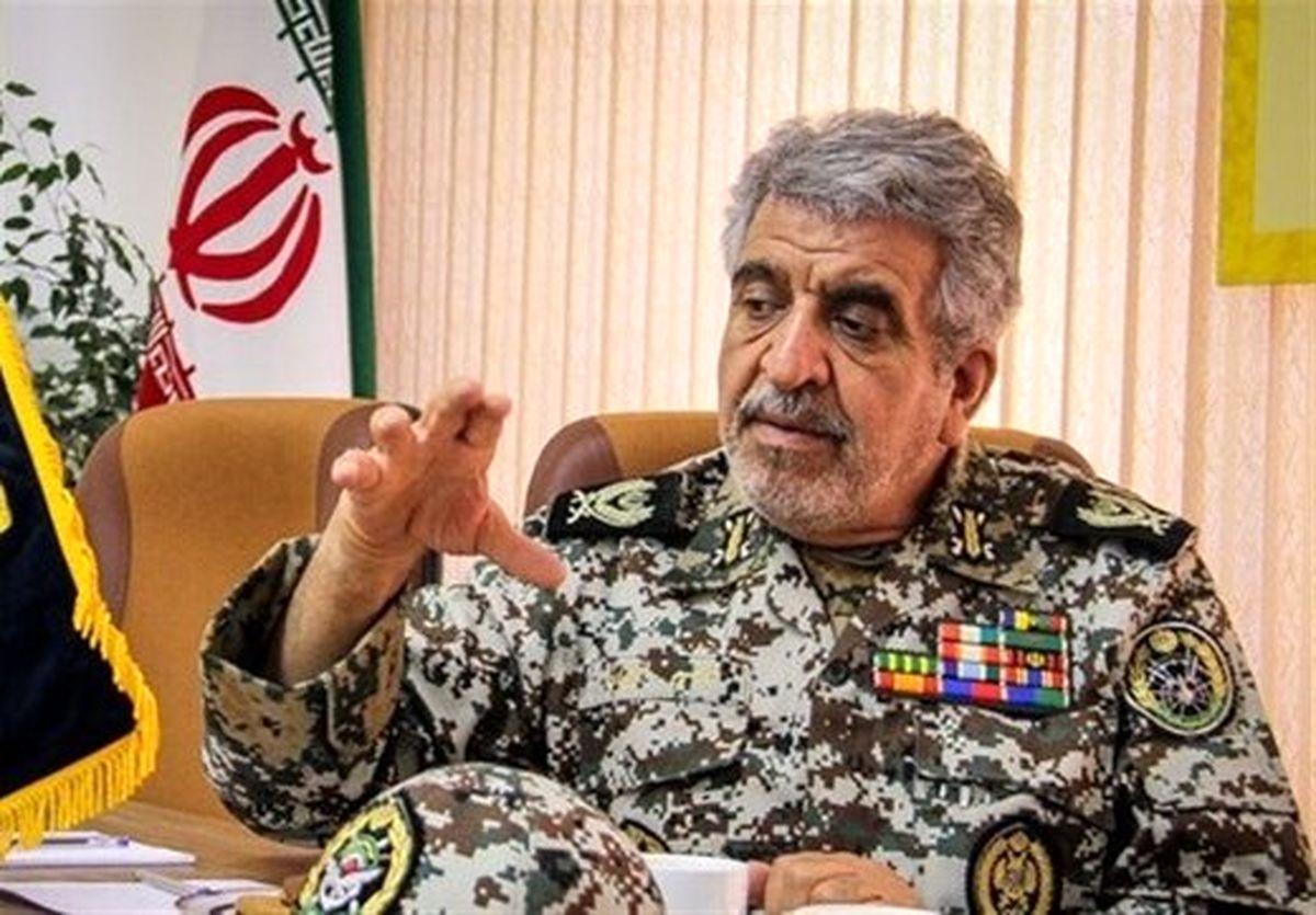 هشدار امیر ارتش به آذربایجان و ارمنستان
