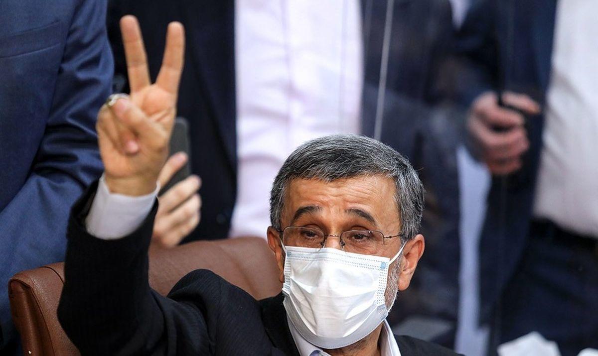 صلاحیت احمدی نژاد تایید می شود؟