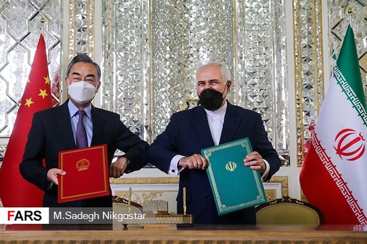 چهره امنیتی صهیونیستها هم نگران سند همکاری چین و ایران شد