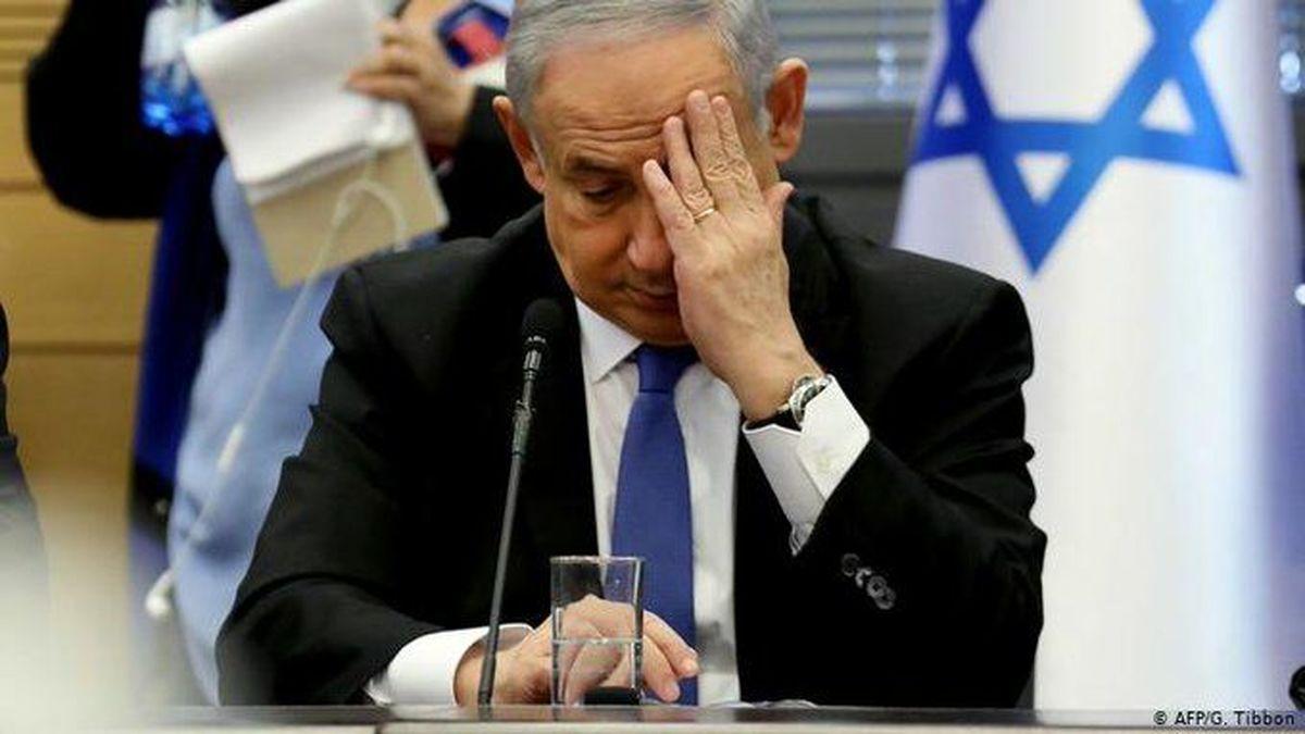 پایان کار نتانیاهو