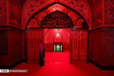 محرم در امامزاده صالح(ع)