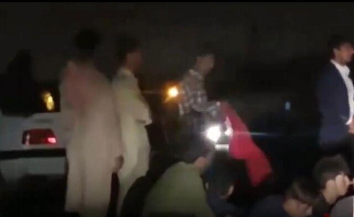 ماجرای حضور اتباع افغانستانی در یکی از جایگاههای سوخت تبریز