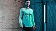 ببینید پیراهن جدید رئال مادرید را بر تن ستاره ها