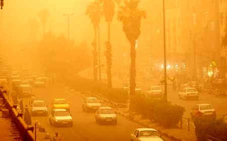 هورالعظیم نفس می کشد/ حل مشکل گرد و غبار اهواز تا دو سال دیگر
