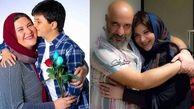 واکنش جنجالی امیر جعفری به صحنهای از بازی همسرش در پایتخت +عکس