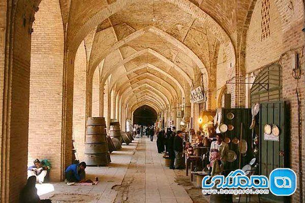 طولانی ترین راسته بازار ایران کجاست؟ این بنای عظیم را بشناسید