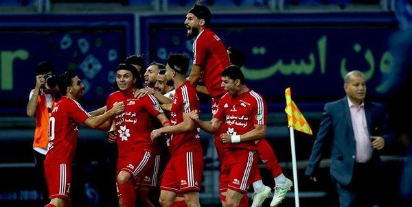 استقلال بدون جام ماند؛تراکتور قهرمان جذاب حذفی