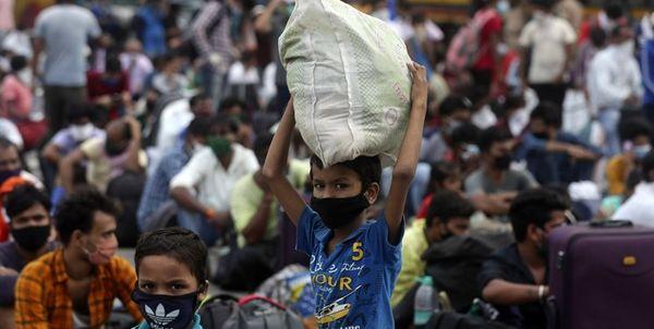 کرونای هندیها از چین پیشی گرفت+آمار