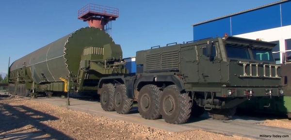 ارزیابی قدرت موشک  200 تنی هسته ای «ار اس-۲۸ سرمت» روسی/ با 10 عدد آن کسی در آمریکا زنده نمی ماند + عکس
